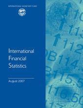 International Financial Statistics, August 2007