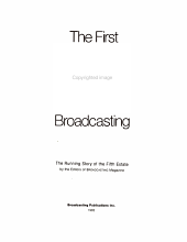 The First 50 Years of Broadcasting PDF