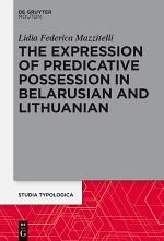 The Expression of Predicative Possession