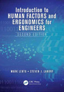 Introduction to Human Factors and Ergonomics for Engineers, Second Edition