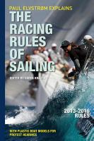Paul Elvstrom Explains the Racing Rules of Sailing PDF