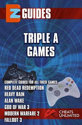 Triple A Games   red dead redemption   Heavy Rain   Alan wake  God of War 3   Modern Warfare 3