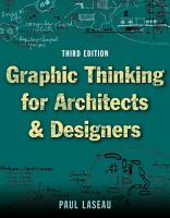 Graphic Thinking for Architects and Designers PDF