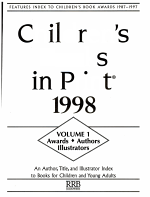 Children s Books in Print 1998 PDF