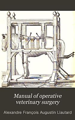 Manual of Operative Veterinary Surgery PDF