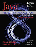 Java How to Program (Early Objects)