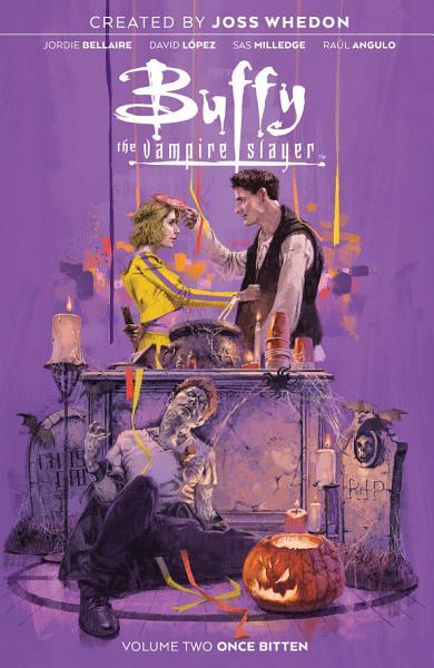 Buffy the Vampire Slayer Vol  2