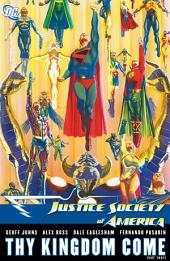 Justice Society of America: Thy Kingdom Come Part III