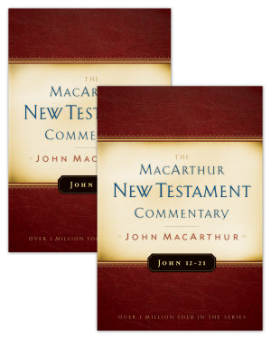 John Volumes 1   2 MacArthur New Testament Commentary Set