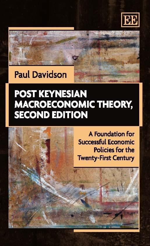 Post Keynesian Macroeconomic Theory, Second Edition