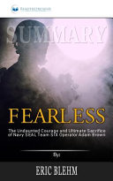 Summary Of Fearless Book PDF