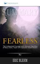 Summary of Fearless