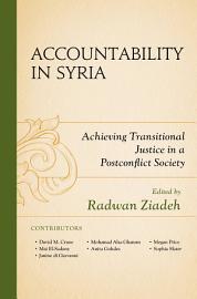 Accountability in Syria PDF