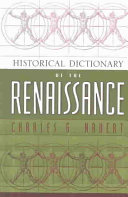 Historical Dictionary of the Renaissance PDF