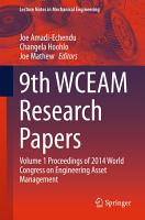9th WCEAM Research Papers PDF