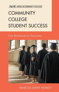 Community College Student Success Book