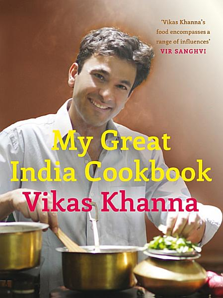 Download My Great Indian Cookbook Book