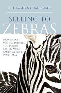 Selling to Zebras Book