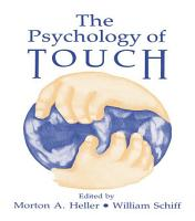 The Psychology of Touch PDF