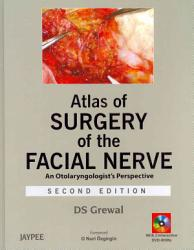 Atlas of Surgery of the Facial Nerve  Second Edition PDF
