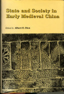 State and Society in Early Medieval China PDF