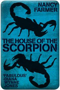 The House of the Scorpion Book