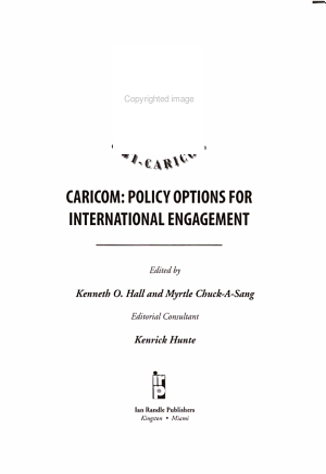 CARICOM PDF