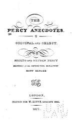 The Percy Anecdotes