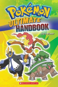 Pokemon Ultimate Handbook Book