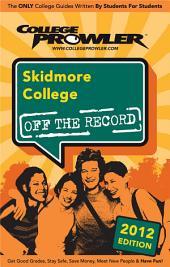 Skidmore College 2012