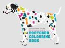 Postcard Colouring Book