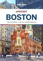 Lonely Planet Pocket Boston