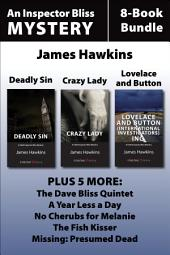 Inspector Bliss Mysteries 8-Book Bundle