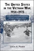 The United States in the Vietnam War  1954 1975 PDF
