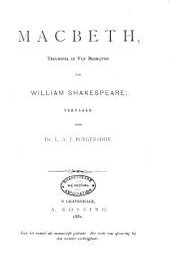 Macbeth: treurspel in vijf bedrijven