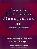 Cases in Call Center Management PDF