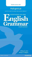 Understanding And Using English Grammar Myenglishlab Access Code Card  Book PDF