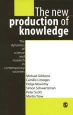 The New Production of Knowledge PDF