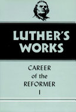 Career of the Reformer I