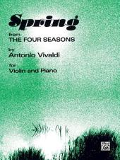 The Four Seasons: Spring: spring ; (for brass quintet)