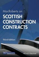 MacRoberts on Scottish Construction Contracts PDF