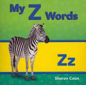 My Z Words