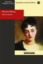 Mistress Wilding (EasyRead Comfort Edition)