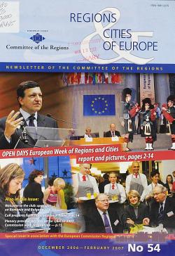 Regions   Cities of Europe PDF