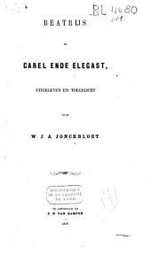Beatrijs en Carel ende Elegast