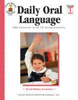 Daily Oral Language  Grade 1 PDF