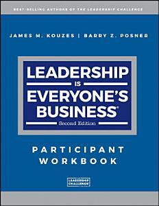 Leadership is Everyone s Business Book