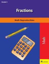 Fractions: Math Reproducibles