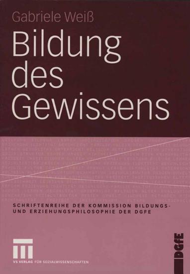 Bildung des Gewissens PDF