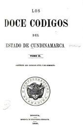 Contiene los Códigos civil i de comercio